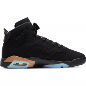 """CT4964-007_Chaussure de Basket Air Jordan 6 Retro """"DMP"""" (GS) Noir"""