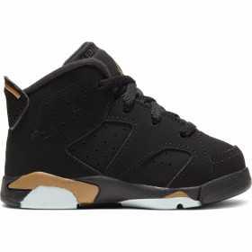 """CT4966-007_Chaussure de Basket Air Jordan 6 Retro """"DMP"""" (TD) Noir"""