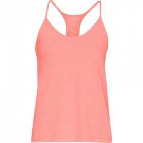 Women's Under Armour Heatgear Solid Fashion tank Pink