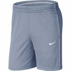 Short de Baloncesto Nike Dri-FIT Azul para Mujer