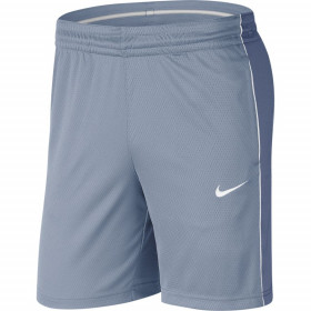 AT3288-464_Short de Basketball Nike Dri-FIT bleu pour Femme
