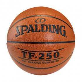 Pelota de baloncesto Spalding LNB TF-250 todo superficie