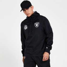 12380481_coupe vent NFL Oakland raiders New Era Noir pour Homme