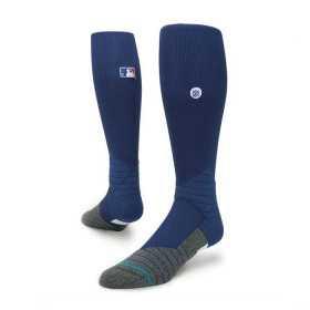 M759C16-DIA-ROY_Chaussettes MLB Stance Diamonds Pro OTC Bleu