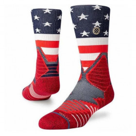 M557A20HAS_Chaussettes Stance Hoops american bleu