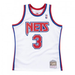 Mitchell & ness NBA Hardwood Classics New Jersey Nets Dražen Petrović 1992-93 White