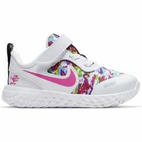 Baby's Nike Revolution 5 Fable (TD) Toddler Shoe white