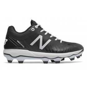 Crampons de Baseball moulés New balance PL4040 V5 low Noir pour Homme