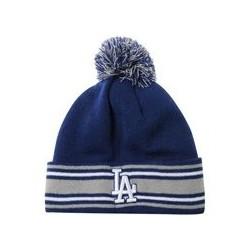 New Era MLB Sport Knit Bonnet Dodgers