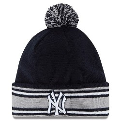 New Era MLB Sport Knit Bonnet NY Yankees
