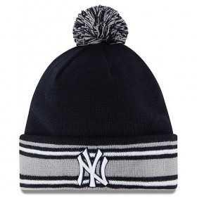 New Era MLB Sport Knit Bonnet NY Yankees