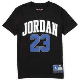 95A088-023_T-shirt Jordan Practice Flight Noir Pour Enfant