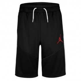 Short Jordan Jumpman Layup Negro para nino