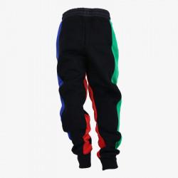 Pantalon Jordan Legacy of sport fleece Noir pour Junior