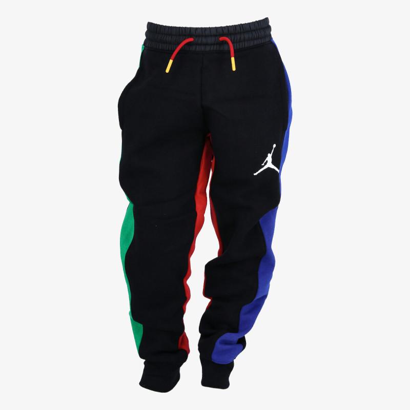 95A037-023_Pantalon Jordan Legacy of sport fleece Noir pour Junior