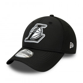 12490130_Casquette NBA Los Angeles Lakers New Era Dashback 39Thirty Noir