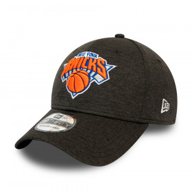 12490321_Casquette NBA New York Knicks New Era Black base team Pop 39Thirty Noir