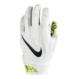 Youth Nike Superbad 5.0 Football gloves white Volt