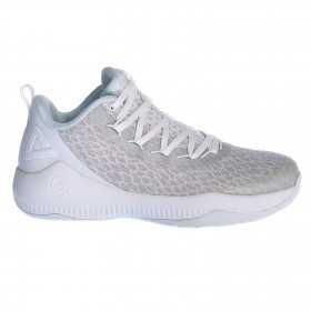 Zapatos de baloncesto Peak blanco para hombre