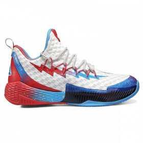 E91351A-0106_Chaussure de Basketball Peak Lou Williams 2 Bleu pour homme