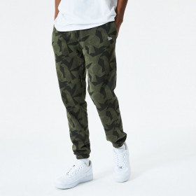 12485743_Pantalon New Era Geometric Camo jogger vert pour homme