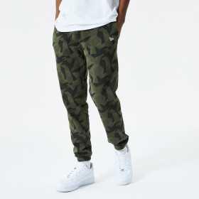 Pantalone New Era Geometric Camo jogger verde para hombre