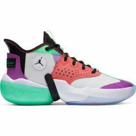 CK6618-101_Chaussure de Basket Jordan React Elevation Multicolor 2 pour homme