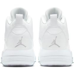 Chaussure de basketball Jordan Maxin 200 Blanc pour homme