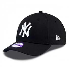Casquette MLB New York Yankees New Era League Basic 9Forty Noir pour Enfant