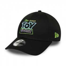 Gorra Toys Story New Era 9forty negro para nino