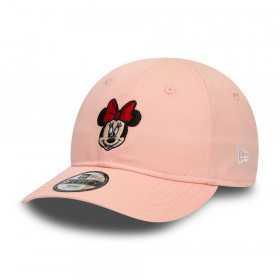 12386734_Casquette Minnie Mouse New Era 9Forty Rose pour Enfant
