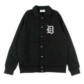 Veste MLB Detroit Tigers New Era Cooperstown Jacket Noir