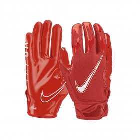 N1000605-652_Gant de football américain Nike vapor Jet 6.0  pour receveur Rouge