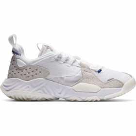 CD6109-101 _Chaussure Jordan Delta Blanc pour homme