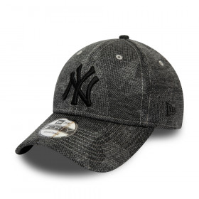 Casquette MLB New York Yankees New Era Engineered Fit 9Forty Gris