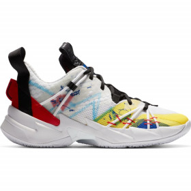 "CK6611-100_Chaussure de Basket Jordan Why not zer0.3 SE ""Primary Colors"" pour homme"