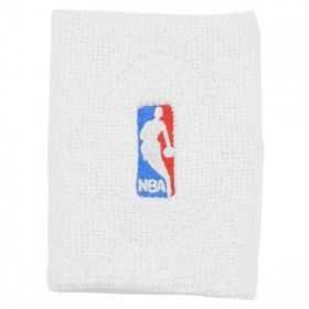 NBA ArmBand LogoMan Blanc