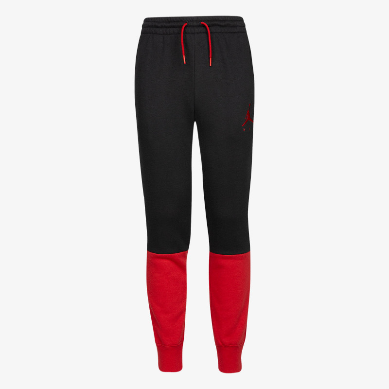 957725-KR5_Pantalon Jordan Jumpman Air fleece Noir pour enfant