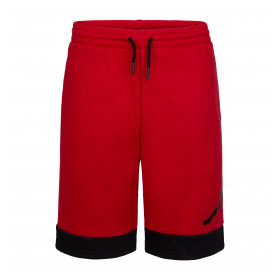 Short Jordan Jumpman Air Fleece Rouge pour Junior