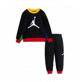 Sudadera y pantalones Jordan Legacy of sport Negro para nino