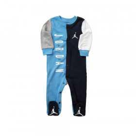 55A028-B9F_Grenouillère Jordan Legacy of Sport Bleu pour bébé