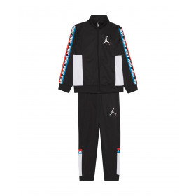 Chaqueta y pantalone Jordan Sideline Negro para nino