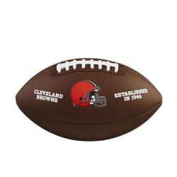 WTF1748XBCL_Ballon Football Américain NFL Cleveland Browns Wilson Licenced
