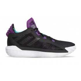 Zapatos de baloncesto adidas Dame 6 azul para hombre
