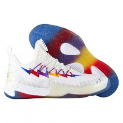Peak Chaussure de Basketball Lou Williams 2 Multicolor pour Homme