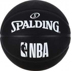 Pelota de baloncesto Spalding NBA negro