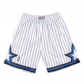 Short NBA Orlando Magic 1993-94 Mitchell & Ness Swingman Blanc pour Homme
