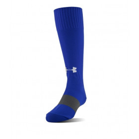 1315607-400_Chaussettes longue Under Armour Solid over Bleu