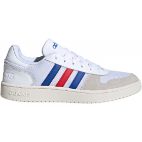 FW8250_Chaussure adidas Hoops 2.0 Blanc
