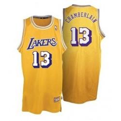 Adidas nba swingman maillot NBA hardwood classics Lakers Johnson